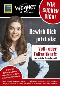 Stellenangebote EDEKA Wegner