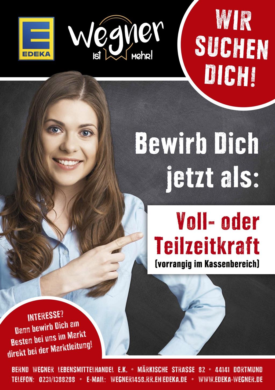 Edeka Wegner Karriere