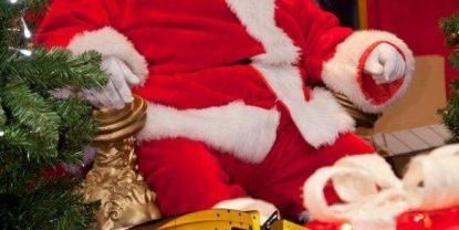 Der Nikolaus und der Rasting Weihnachtstruck kommen!
