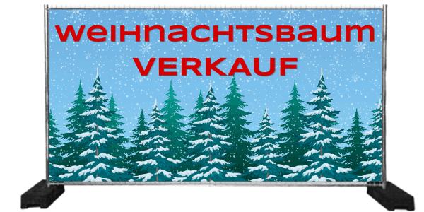 Weihnachtsbaum Verkauf